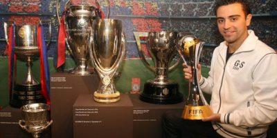 Después de 17 años con el primer equipo, Xavi le puso fin a su ciclo con el Barcelona. Foto:Publinews