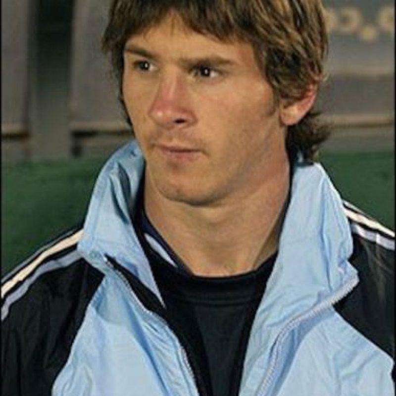 En 2005 destacó en el Mundial Sub-20 y a partir de ahí, su nombre comenzó a sonar fuerte en el fútbol. Foto:Getty Images
