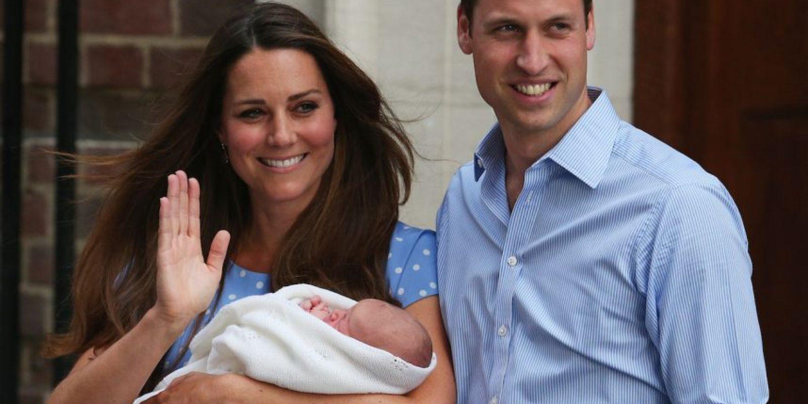 Es hijo del príncipe Carlos y la fallecida princesa Diana. Foto:Getty Images