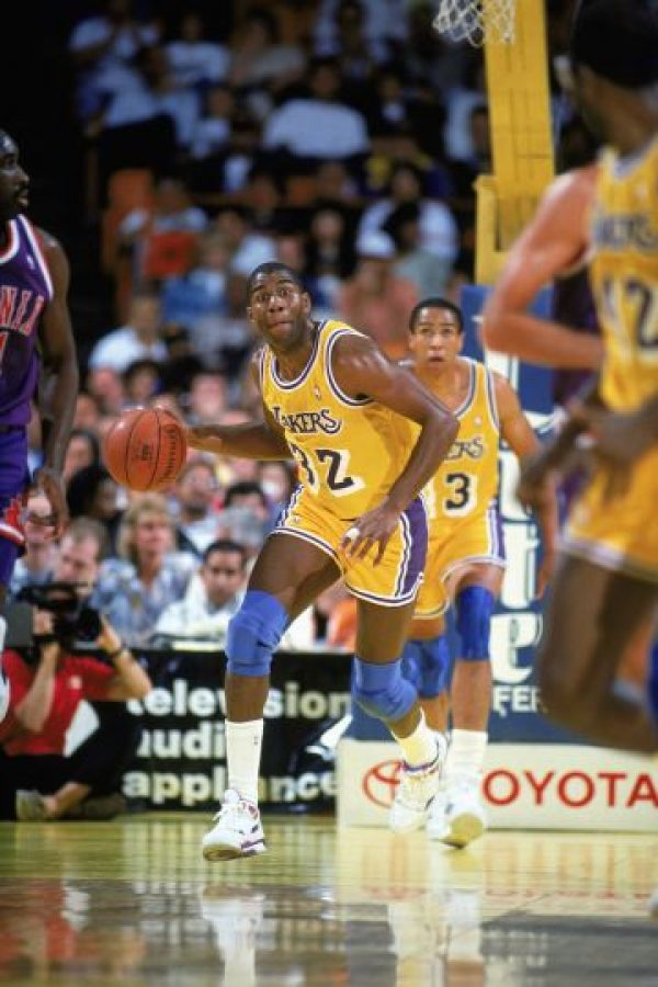 Earvin Magic Johnson Foto: Getty Images