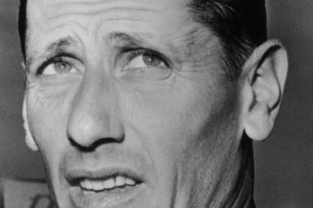 """El campeón del mundo en 1950 con Uruguay es considerado por la FIFA y la IFFHS el mejor futbolista en la historia de su país. El 1954 se marchó de Sudamérica para jugar en el fútbol de Suiza y dos años después, Uruguay ganó la Copa América de 1956 pero él ya no jugaba para la selección """"charrúa"""". Foto:Getty Images"""