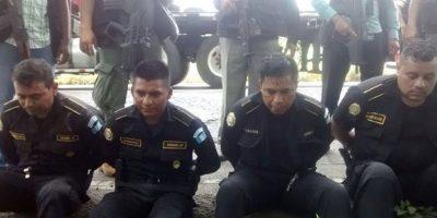 La banda de policías al servicio del narcotráfico tenía US$100 mil