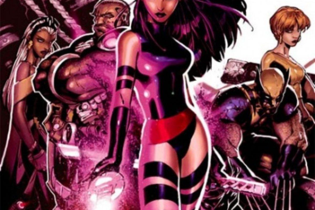 """Psylocke"" Foto:Marvel"
