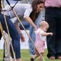 4. De igual forma, se colocará el tradicional caballete en el Palacio de Buckingham cuando nazca el bebé. Foto:Getty Images