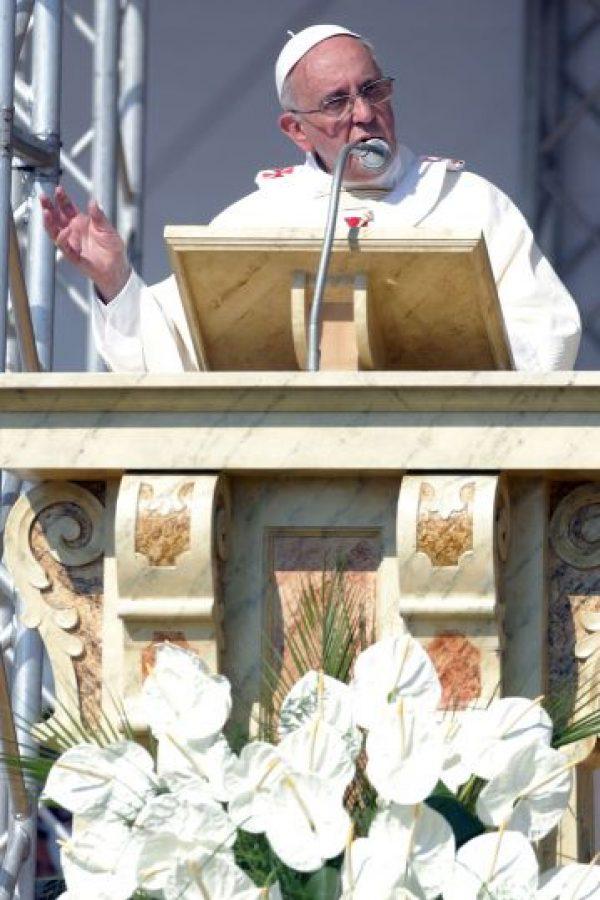 El Papa visitará a Cuba del 19 al 22 de septiembre. Foto:Getty Images
