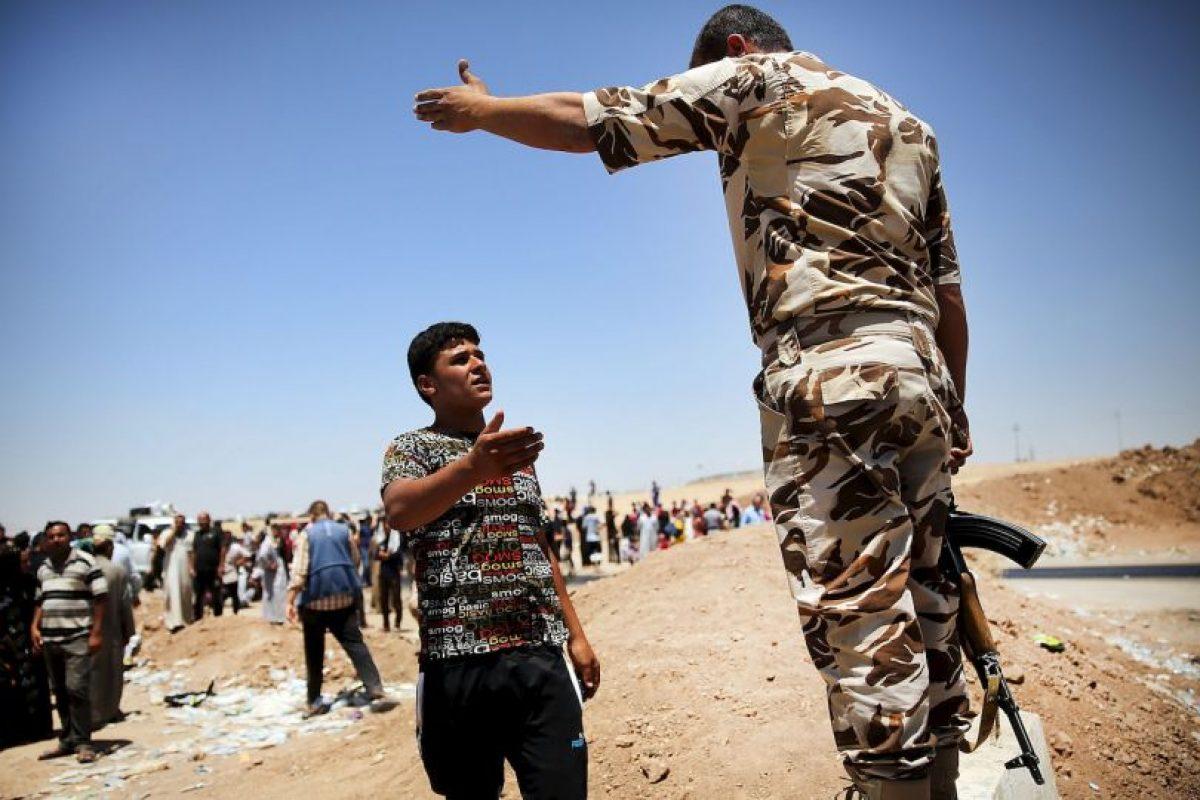 Para comenzar a detonarlos causándoles muertes más brutales. Foto:Getty Images