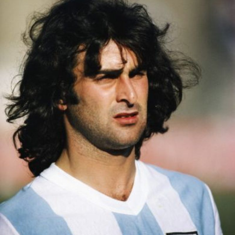 3. Mario Kempes (Argentina) Foto:Getty Images