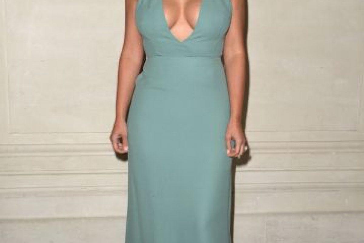 "Kim ""culpó"" a su sueño de tal error. Foto:Getty Images"