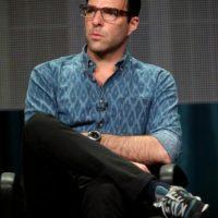 5. Zachary Quinto. Foto:vía Getty Images