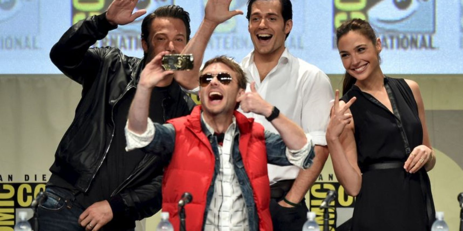Affleck es defensor del matrimonio gay Foto:Getty Images