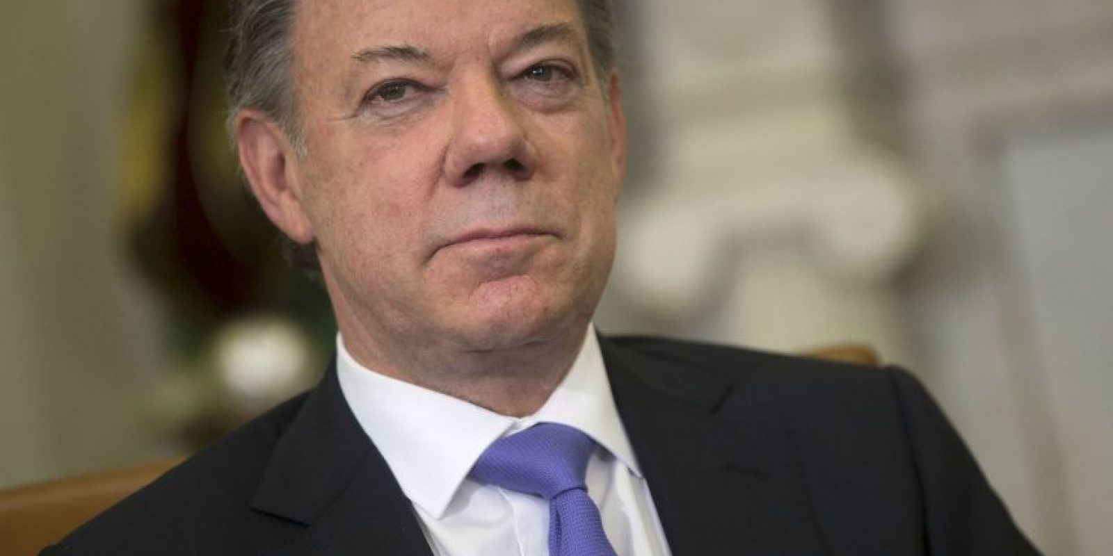 En 2010, el actual presidente de Colombia reconoció haber fumado la hierba en la década de los 70, cuando estudiaba en Estados Unidos Foto:Getty Images