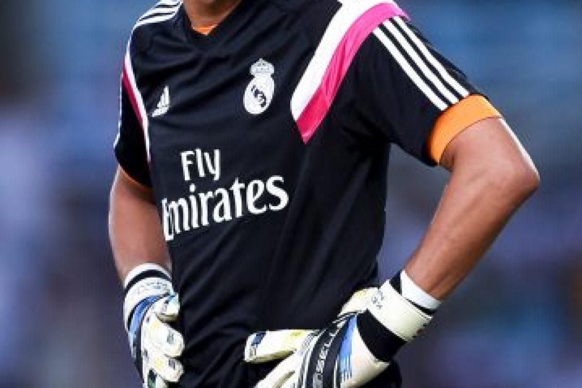 En agosto de 2014, Keylor Navas fue anunciado como el nuevo fichaje del Real Madrid. Foto:Getty Images