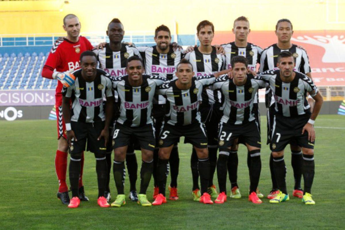 Equipo más joven: CD Nacional (23.8 años) Foto:Getty Images