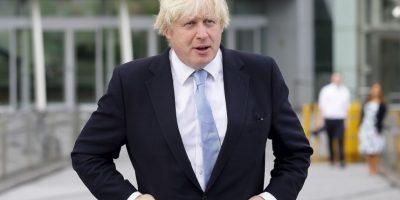 10. Boris Johnson Foto:Getty Images