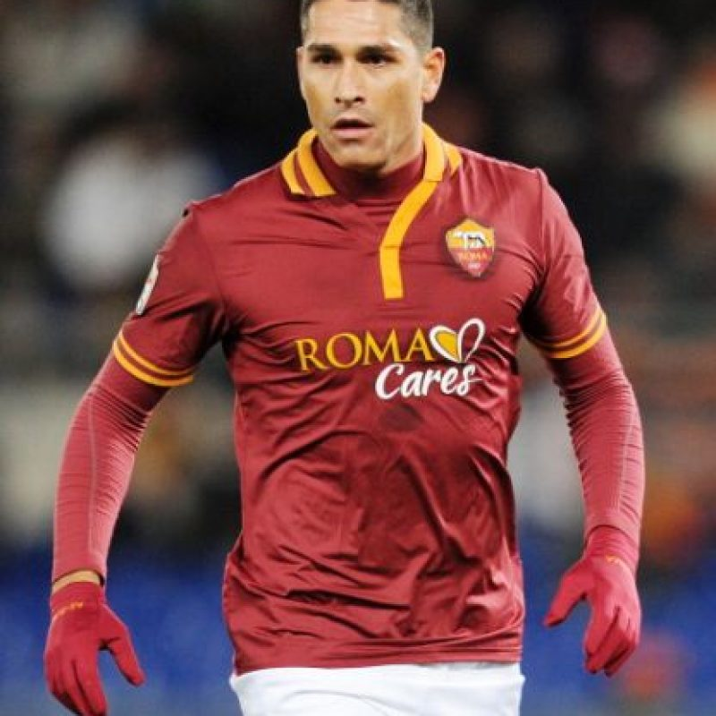 1. Marco Borriello (Libre) Foto: Getty Images