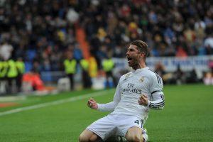La defensa estaría formada por Sergio Ramos (Real Madrid) Foto:Getty Images