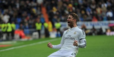 La defensa estaría formada por Sergio Ramos (Real Madrid) Foto: Getty Images