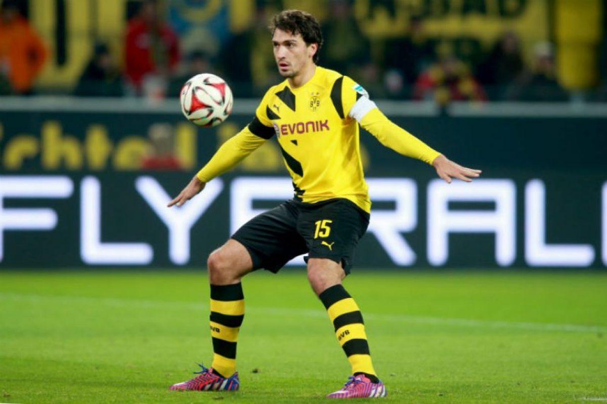 Mats Hummels (Borussia Dortmund) Foto:Getty Images