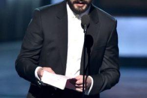 Fumó, gritó a los actores y golpeó a los espectadores. Foto:vía Getty Images