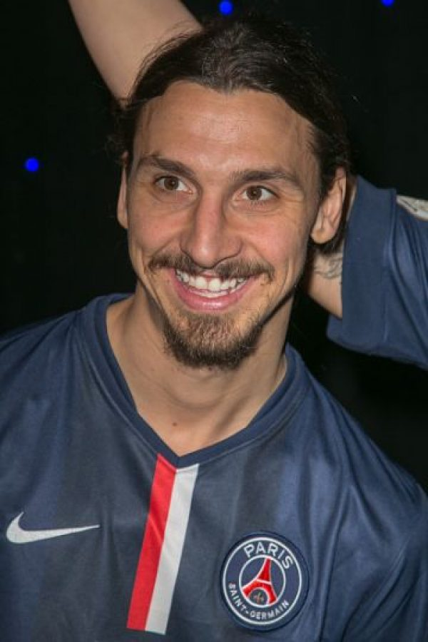 Pero… tendrá competencia: Zlatan Ibrahimovic también tendrá su propio perfume. Foto:Getty Images