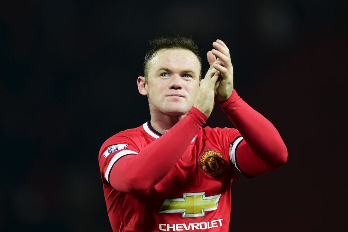 4. Wayne Rooney @WayneRooney (Futbol/Inglaterra): 67 mil 469 dólares por tuit. Foto:Getty Images