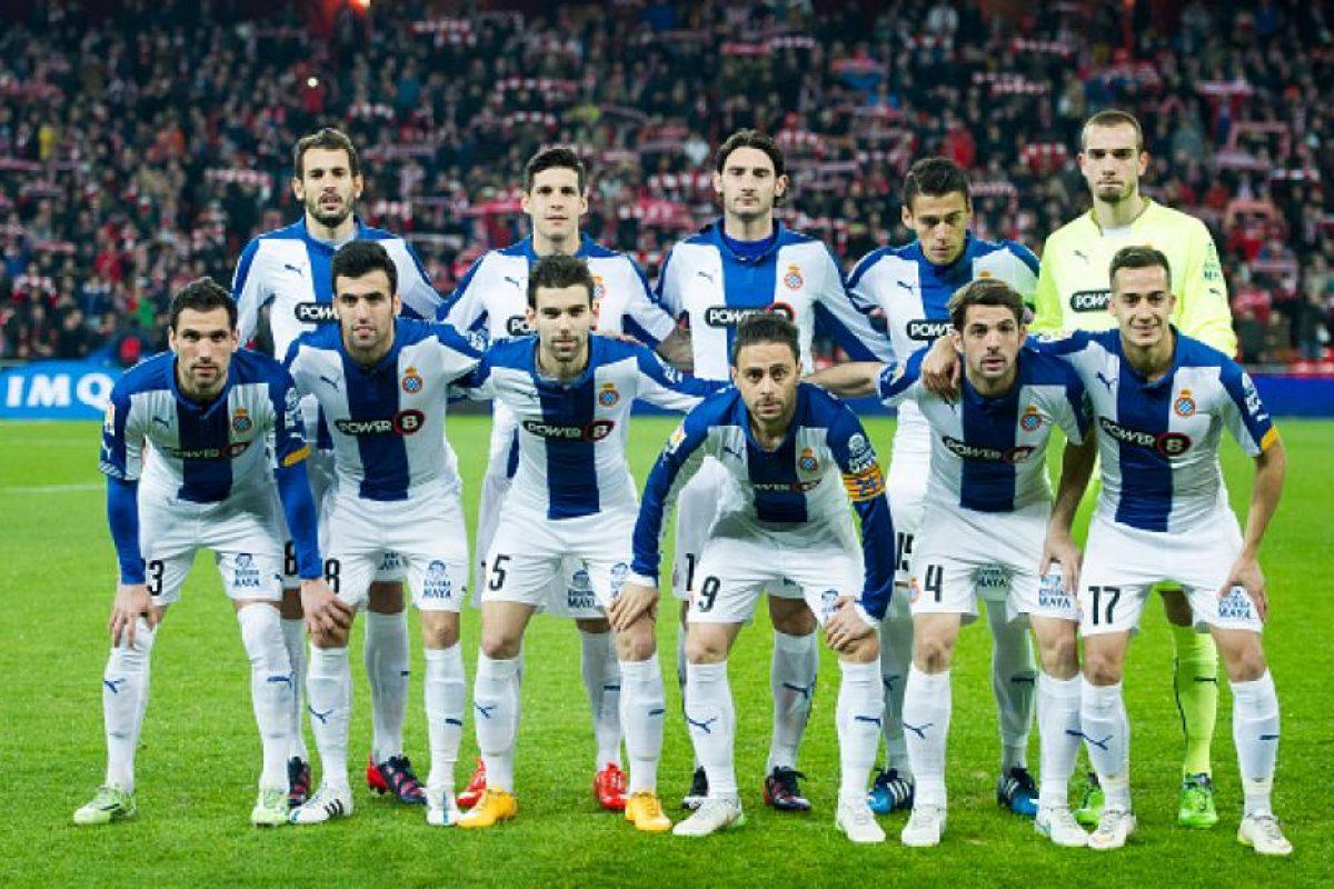 12. Espanyol de Barcelona / Barcelona / DT Sergio González / Estadio Cornellá-El Prat. Foto:Getty Images