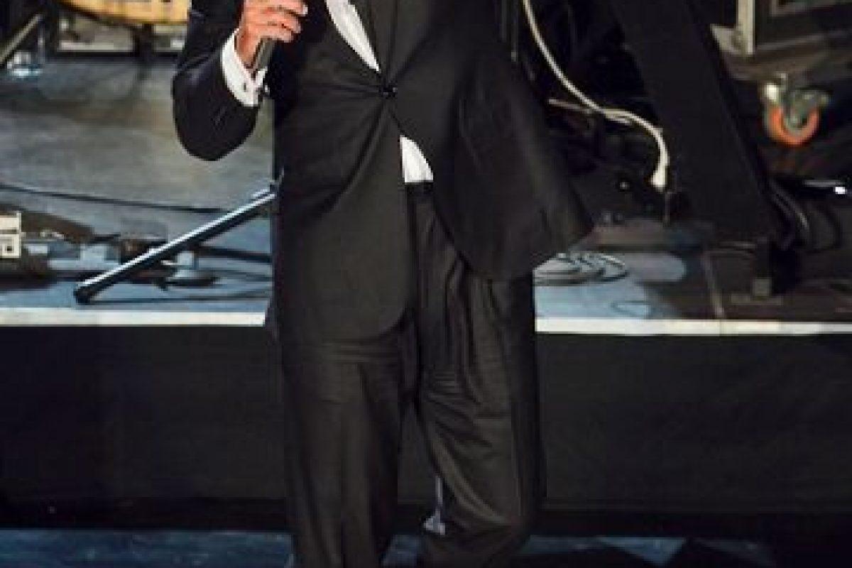 11. Luis Miguel. Foto:vía Getty Images