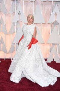 """Lady Gaga. """"Fumo muchísima marihuana cuando escribo mis letras"""", declaró alguna vez. Foto:Getty Images"""