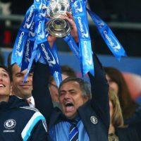 Para la temporada 2013-2014 regresó a Chelsea, pero se fue en blanco pues no logró ganar ningún título. Foto:Getty Images