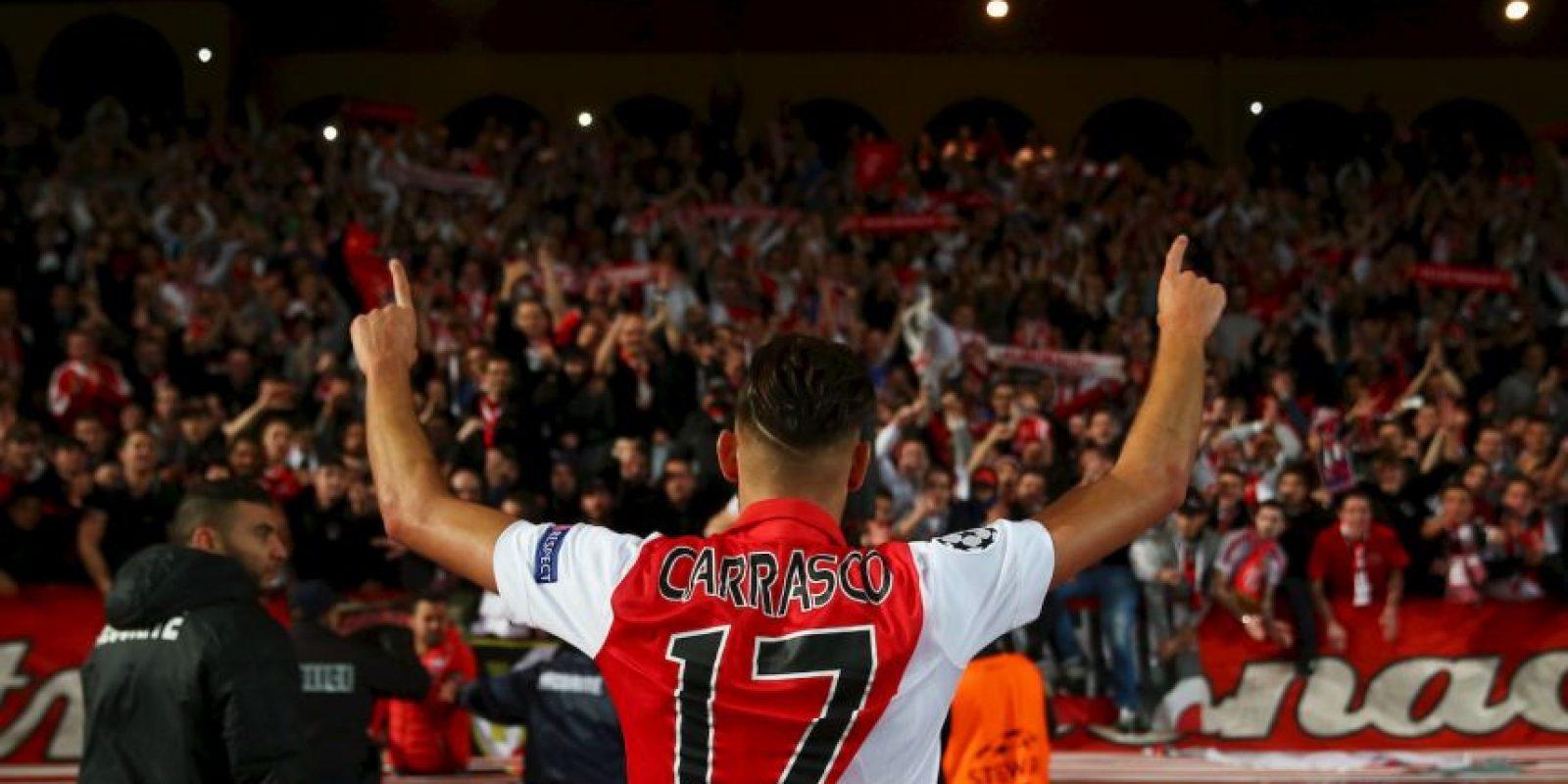 Mónaco superó en octavos al Arsenal Foto:Getty Images