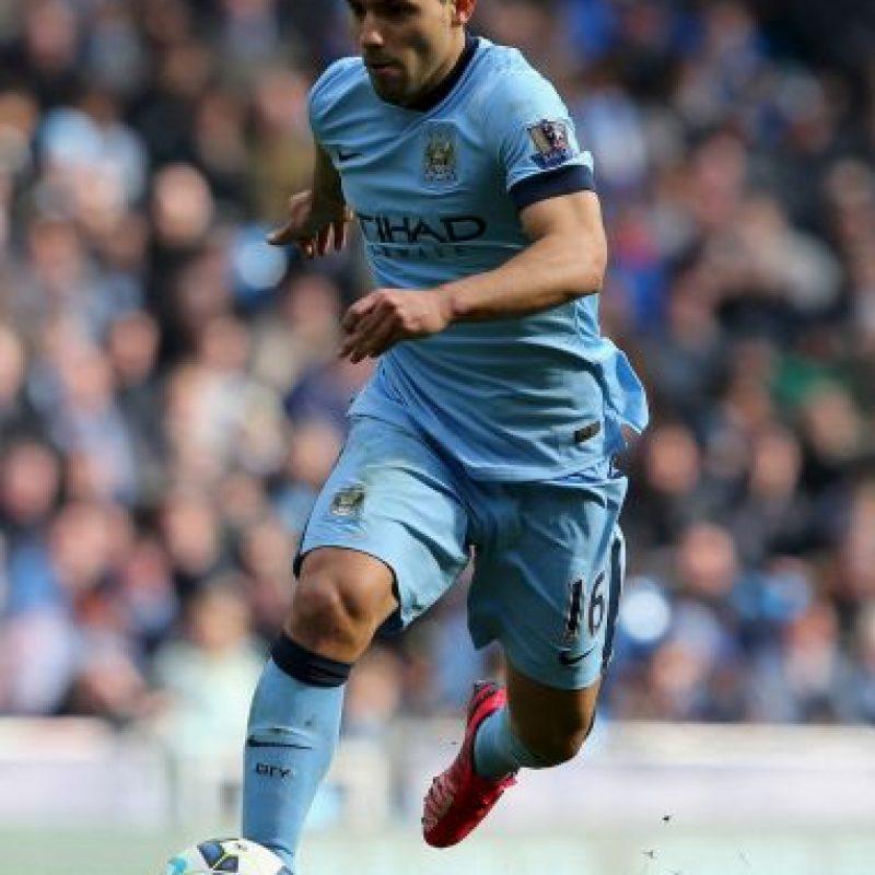 Juega para el Manchester City de la Premier League. Foto:Getty Images