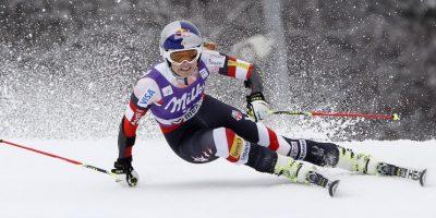 La esquiadora es especialista en las modalidades de descenso y súper gigante Foto:Getty Images