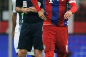 En la mediacancha se encontraría el holandés Arjen Robben (Bayern Múnich) Foto:Getty Images