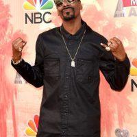 Snoop Dogg. El cantante no esconde su gusto por la hierba y lo hace público en su Instagram Foto:Getty Images