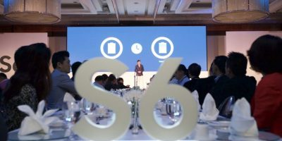 Samsung Galaxy S6 llegará a América Latina el próximo 24 de abril. Foto:Getty Images