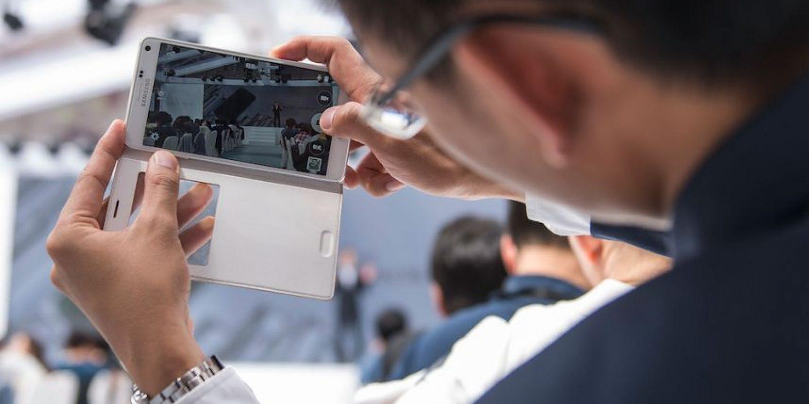 Cuenta con un sensor de huellas dactilares. Foto:Getty Images