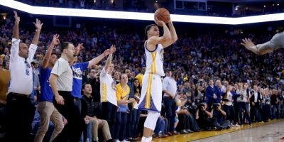 Guió a los Golden State Warriors al liderato de la temporada regular Foto: Getty Images