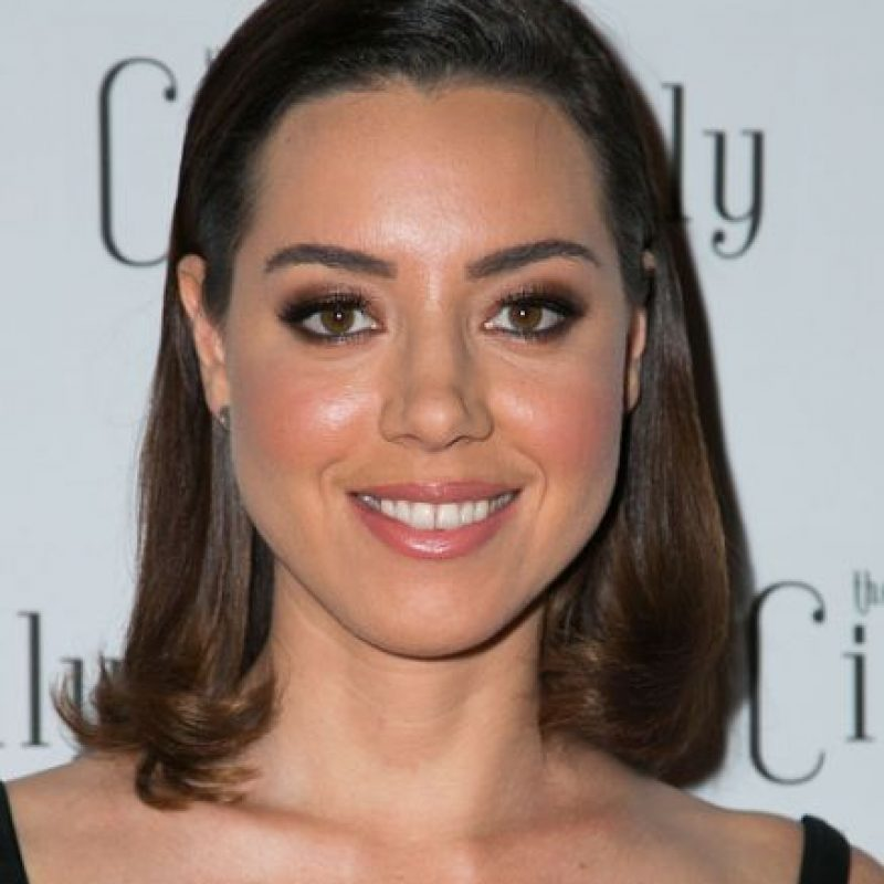 7. El de la comediante Aubrey Plaza. Foto: vía Getty Images