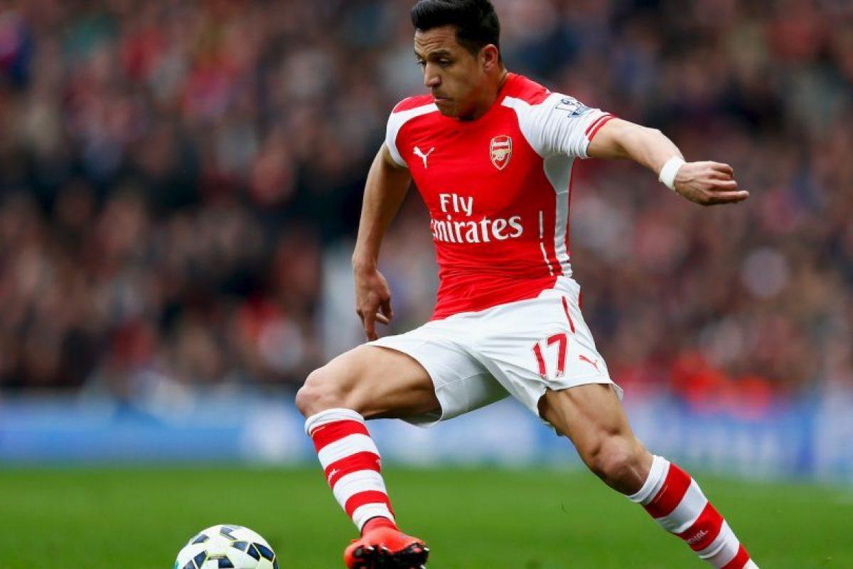Alexis Sánchez (Arsenal) Foto:Getty Images