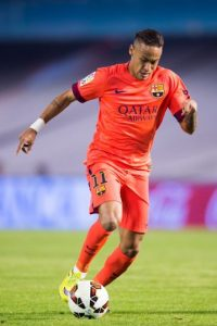En la mediacancha estaría Neymar (Barcelona) Foto: Getty Images
