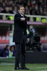 Massimiliano Allegri es el DT de Juventus Foto:Getty Images