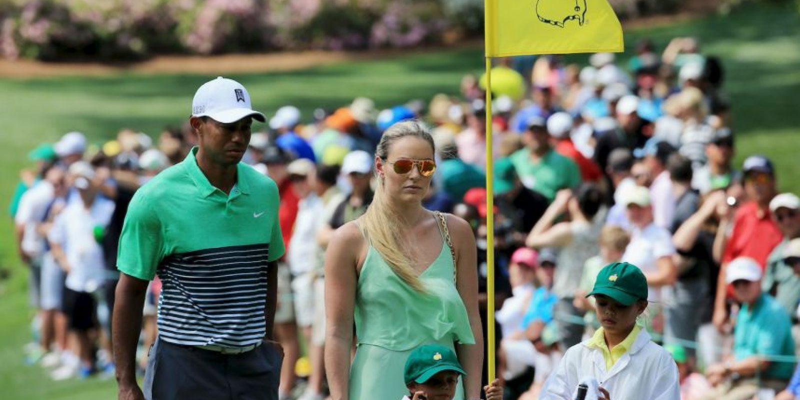 Se acompañaban en sus actividades Foto:Getty Images
