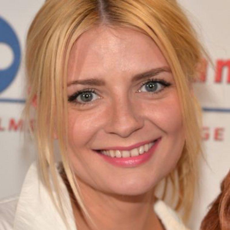 Mischa Barton. Fue arrestada en 2007 por posesión y estar bajo la influencia de la marihuana al conducir Foto:Getty Images
