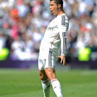 Y Cristiano Ronaldo (Real Madrid) Foto: Getty Images