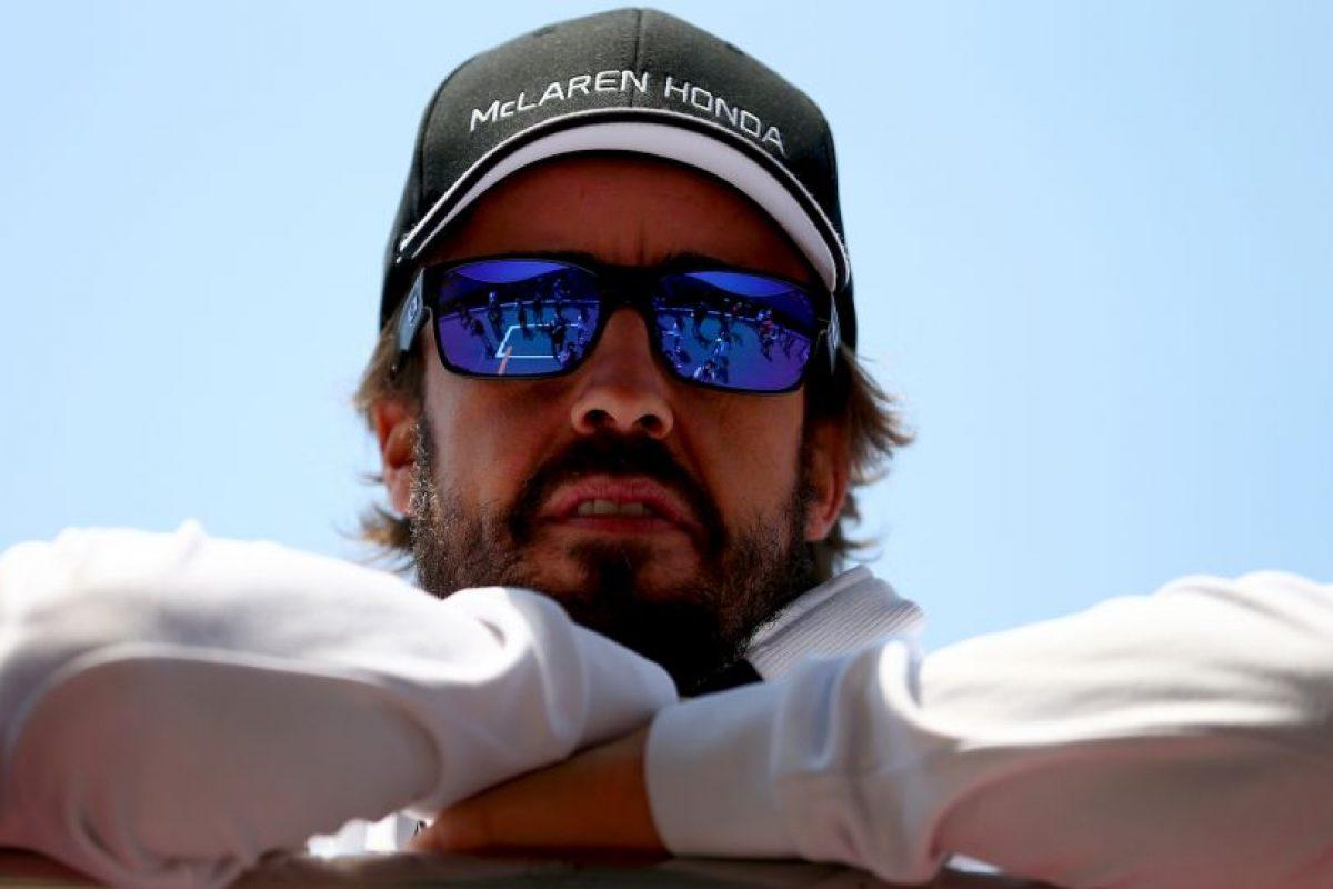 En 2014 dejó Ferrari, equipo en el que militó desde 2010. Foto:Getty Images