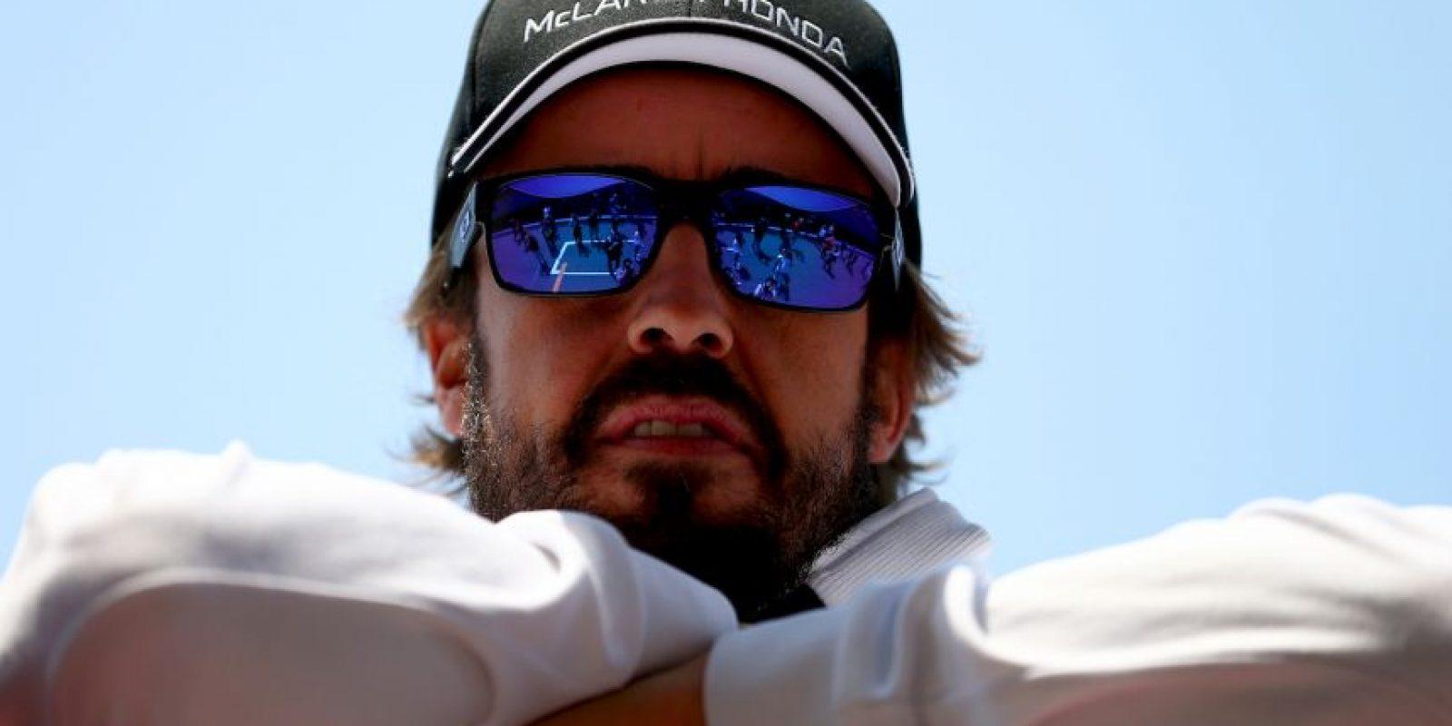 21. Fernando Alonso @alo_oficial (Fórmula 1/España): 13 mil 064 dólares por tuit. Foto:Getty Images