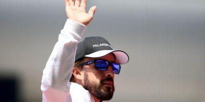 Este es el primer año de Alonso con la escudería McLaren en su nueva etapa, ya estuvo en el equipo durante 2007. Foto:Getty Images