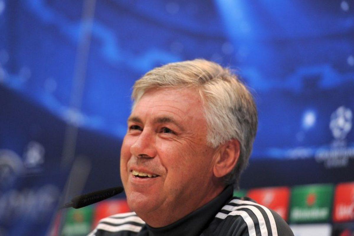 El DT sería Carlo Ancelotti (Real Madrid) Foto:Getty Images