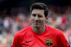 Y Lionel Messi (Barcelona) Foto:Getty Images