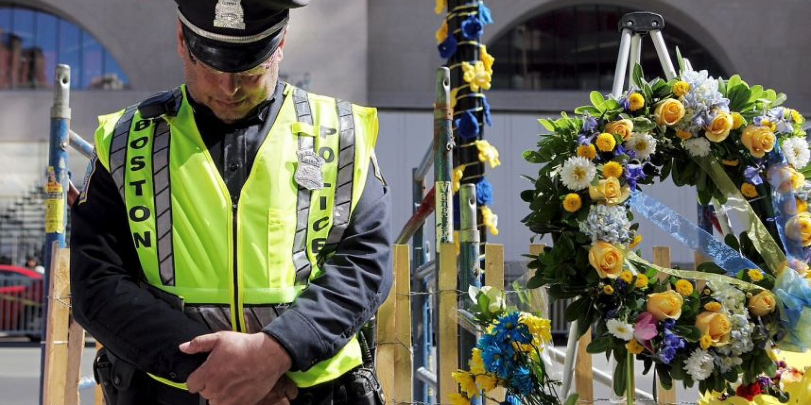 2015: Así se vivió el segundo aniversario de la tragedia Foto:Getty Images